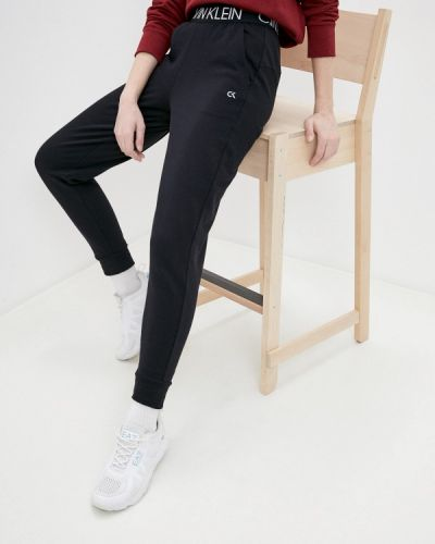 Спортивные брюки - черные Calvin Klein Performance