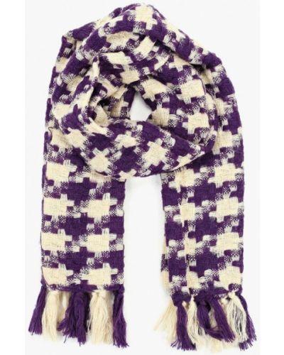 Фиолетовый палантин Vitacci