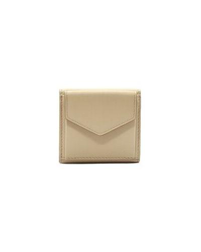 Beżowy portfel Maison Margiela