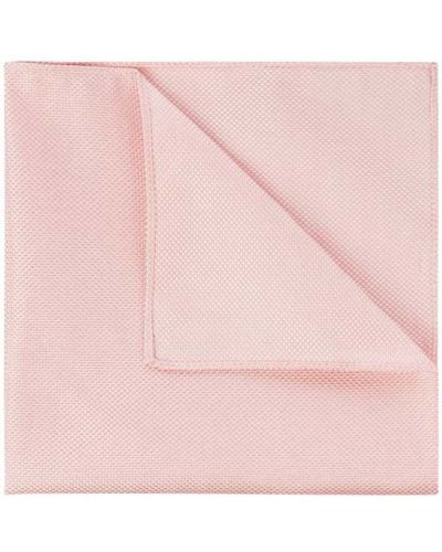 Różowa poszetka Blick