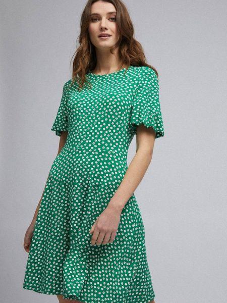 Платье прямое зеленый Dorothy Perkins