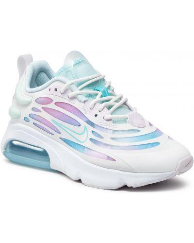 Półbuty casual - białe Nike