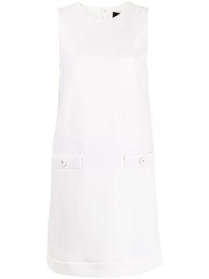 Платье трапеция - белое Paule Ka