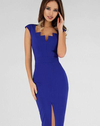Синее вечернее платье Anushka By Anna Pavlova