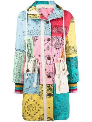 Стеганое пальто Mira Mikati