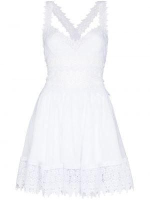 Ажурное платье - белое Charo Ruiz Ibiza