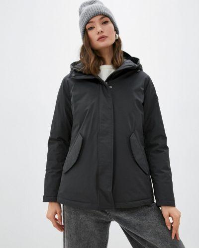Утепленная куртка - серая Hetrego
