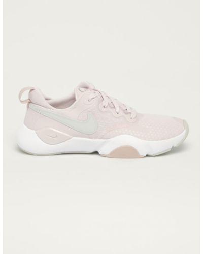Sneakersy, różowy Nike