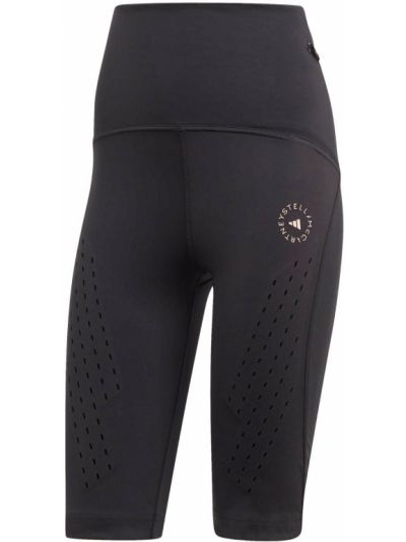 Короткие шорты - черные Adidas By Stella Mccartney
