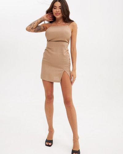 Платье - коричневое Katarina Ivanenko