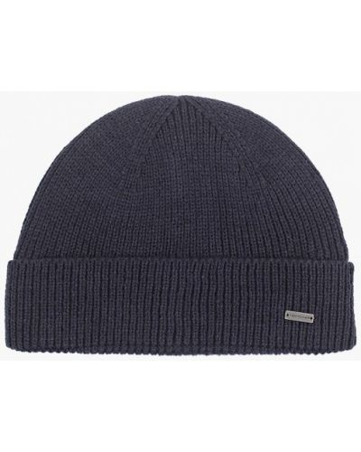 Синяя шапка Tom Tailor