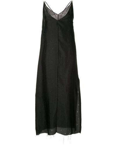 Платье с открытой спиной платье-комбинация Yang Li