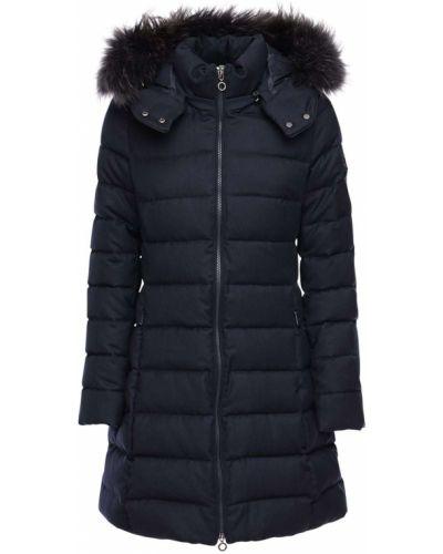 Пуховая куртка с капюшоном с манжетами Tatras