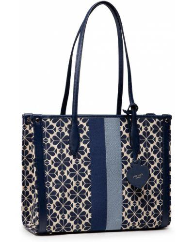 Niebieska torebka Kate Spade