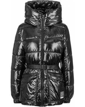 Куртка черная с карманами Dkny