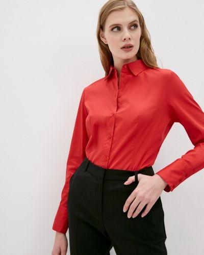 Красная рубашка Hugo