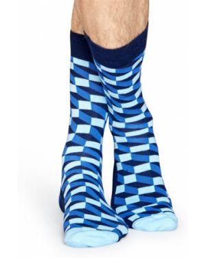 Носки синий Happy Socks