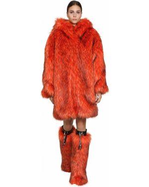 Пальто с капюшоном - мятное Byblos