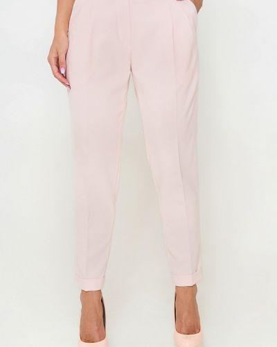 Классические брюки розовый Sellin