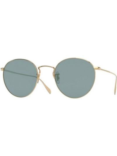 Żółte okulary Oliver Peoples
