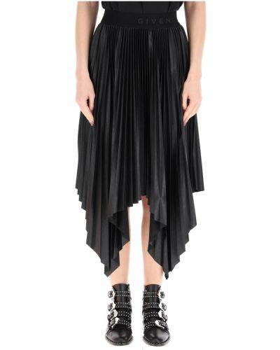 Spódnica midi asymetryczna Givenchy
