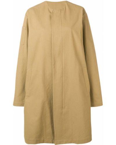 Длинное пальто с капюшоном Sara Lanzi