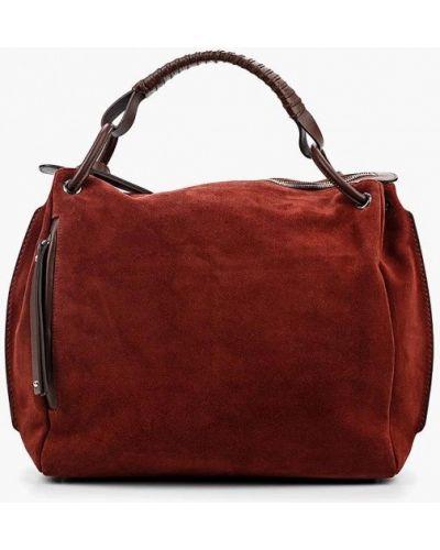 Дорожная сумка замшевая турецкая Laleas