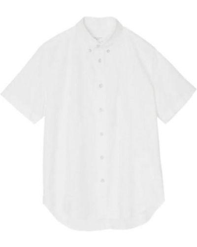Biała koszula oxford Rag & Bone