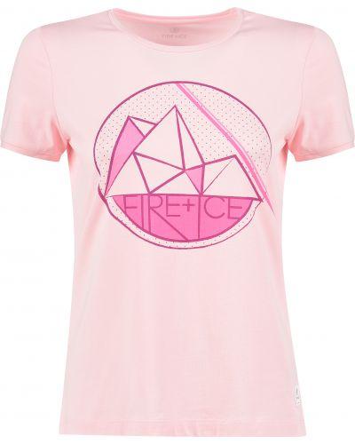 Футболка розовый Bogner