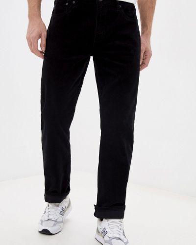 Повседневные черные брюки Superdry