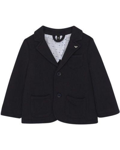 Пиджак однобортный Armani Junior