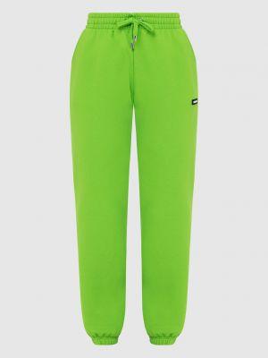 Спортивные брюки - зеленые Mackage
