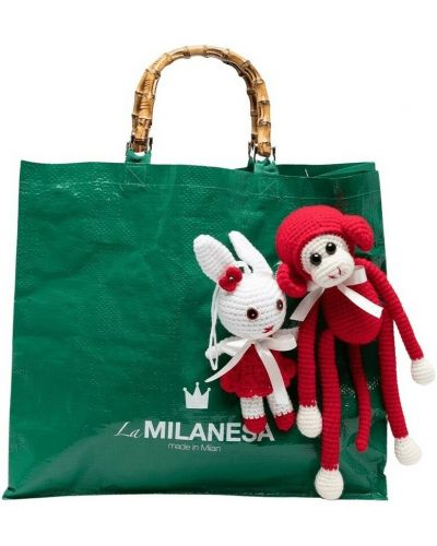 Zielona torebka La Milanesa