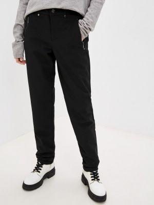 Утепленные брюки - черные Luhta