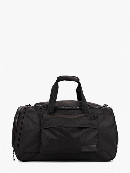 Спортивная сумка черная Demix
