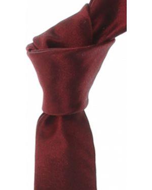 Złoty krawat - czerwony Frankie Morello