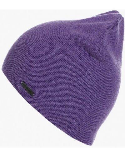 Фиолетовая шапка осенняя Junberg