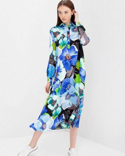 Платье платье-рубашка весеннее Evercode