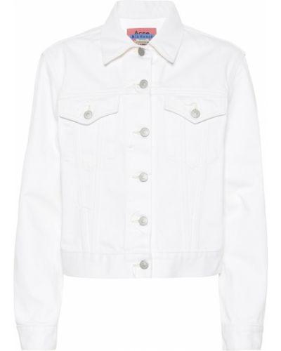 Джинсовая куртка классическая Acne Studios