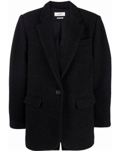 Черная куртка из полиамида Isabel Marant étoile