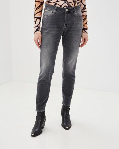 Серые джинсы-скинни узкого кроя Care Label