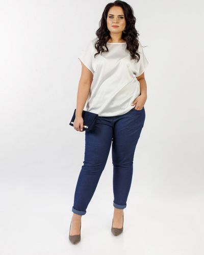 Джинсовые прямые джинсы Jetti-plus