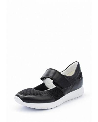 Черные туфли кожаные Ralf Ringer