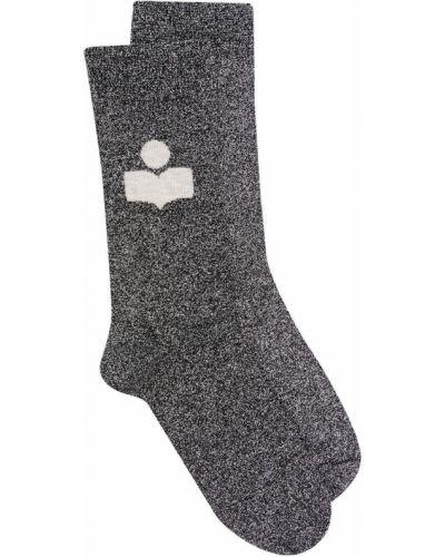Черные носки Isabel Marant