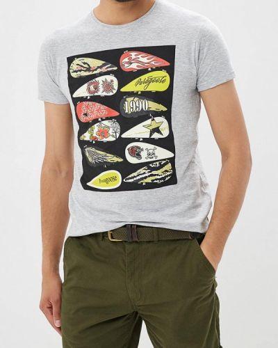 Серая футболка Paragoose