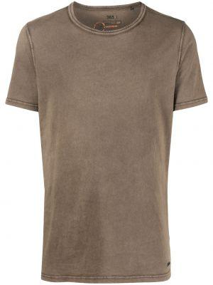 Koszula, brązowy Boss Hugo Boss