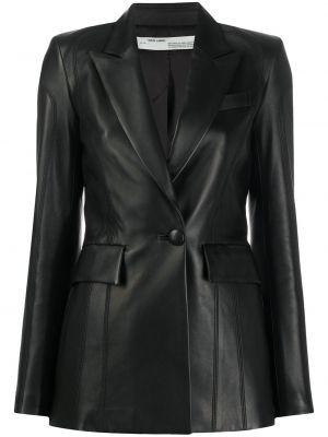 Пиджак прямой черный Off-white