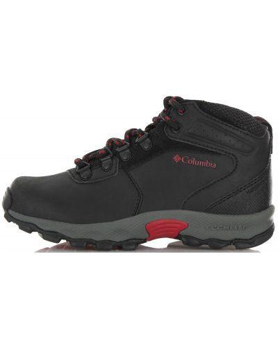 Треккинговые ботинки спортивные кожаные Columbia