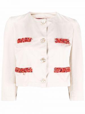 Укороченный пиджак на пуговицах круглый A.n.g.e.l.o. Vintage Cult