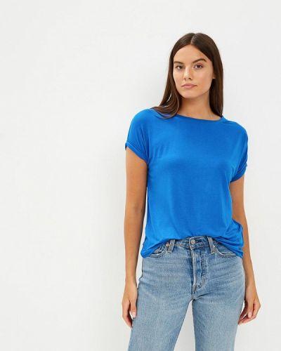 Синяя футболка Incity
